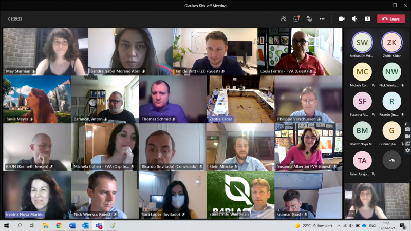 glaukos_general_project_meeting